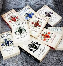 Game Of Thrones Kitap Sırası