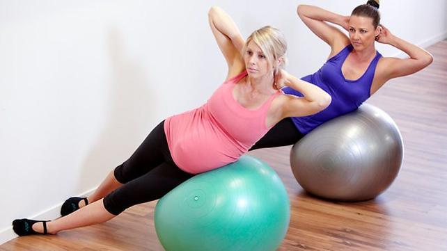 hamilelik pilatesi faydaları