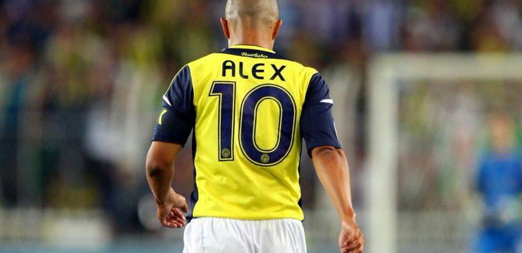 Alex De Souza kariyeri