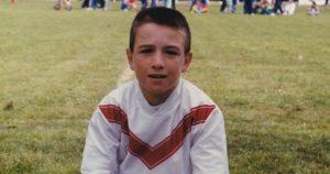 Mathieu Valbuena Çocukluğu