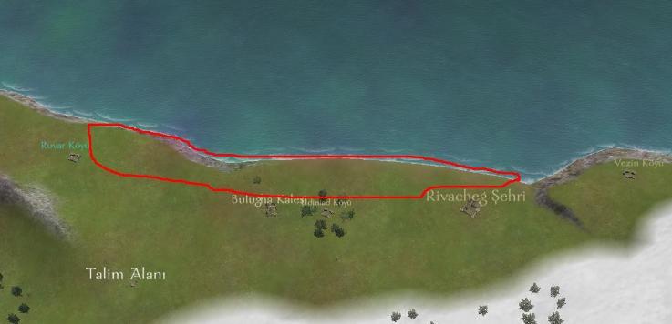 deniz yağmacıları bölgesi